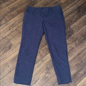 Banana Republic Jackson Fit Pants Sz 4P